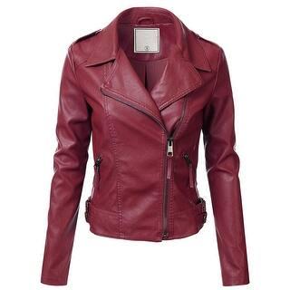 26b04e568c8e0 Faux Leather Women s Clothing