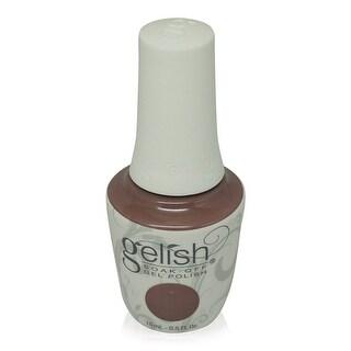 Gelish - Soak-Off Gel Polish Taupe Creme -I Or-Chid You Not