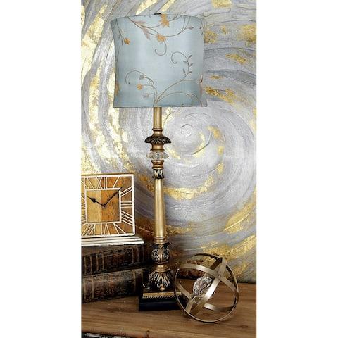 Gold Iron Tuscan Buffet Lamp (Set of 2) by Studio 350