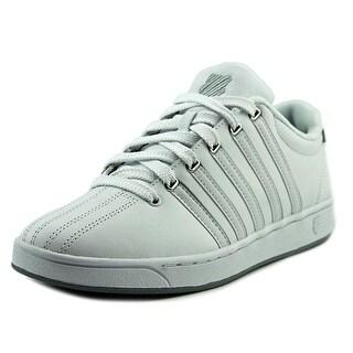 K-Swiss Court Pro II Sp Cmf Men  Round Toe Leather White Sneakers