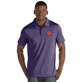 Clemson University Men's Quest Polo Shirt
