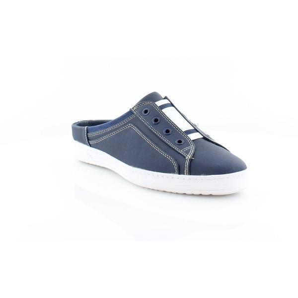Anne Klein Zasa Women's Sandals & Flip Flops DK Blue - 10