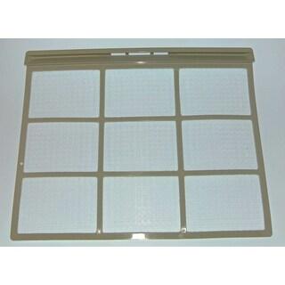 OEM Delonghi Dehumidifier Filter - NOT A Generic: PAC A100, PAC A110, PACA100, PACA110, PACC130EK, PACCQ120