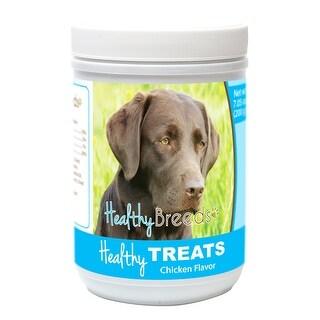 Healthy Breeds Labrador Retriever Healthy Soft Treats
