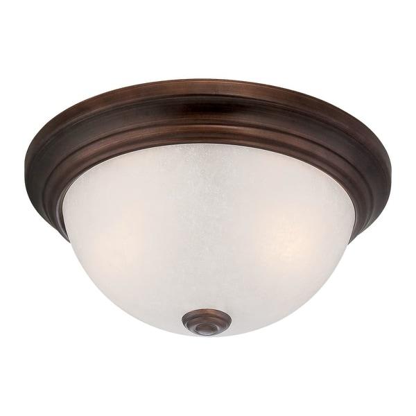 Millennium Lighting 5431 2 Light Flush Mount Ceiling Fixture