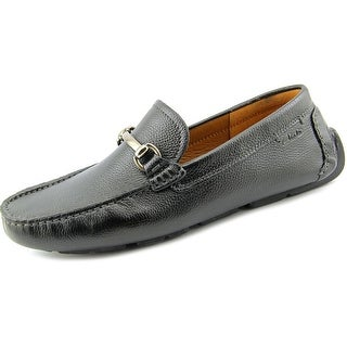 Clarks Davont Ride Men Round Toe Leather Loafer