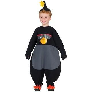 Rubies Bomb Toddler Costume - Black