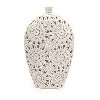 IMAX Home 1509 Large Lacey Vase - n/a - N/A