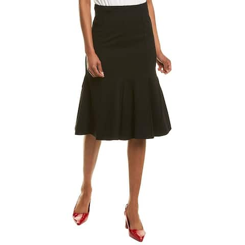 Donna Karan Wedge Pencil Skirt