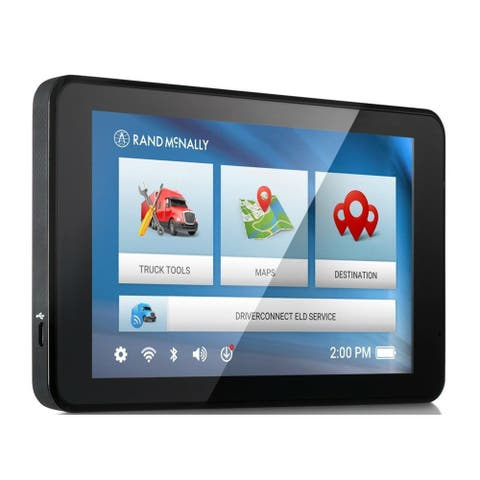 Rand McNally TND 740LM 7 Inch IntelliRoute Truck Navigation GPS