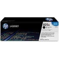 HP 825A Black Original LaserJet Toner Cartridge (CB390A)(Single Pack)