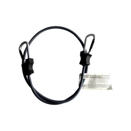 "Keeper 06158 Super Duty Bungee Cord 48"", Black"