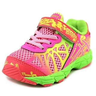 Asics Noosa Tri 9 TS Toddler  Round Toe Synthetic Pink Running Shoe