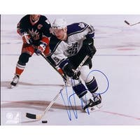 Signed Stumpel Jozef Los Angeles Kings 8x10 Photo autographed