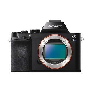 Sony Alpha a7S Mirrorless Digital Camera - International Version (No Warranty)