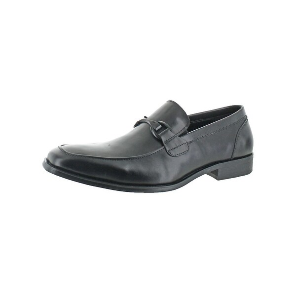 Kenneth Cole Reaction Mens Make History Loafers Square Toe Slip On