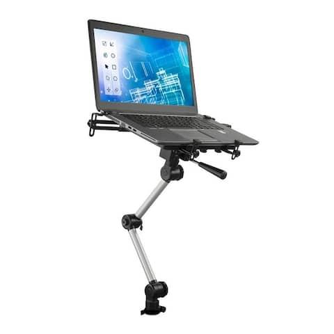 Mount-It! Laptop Vehicle Mount, No-Drill Computer Seat Mount