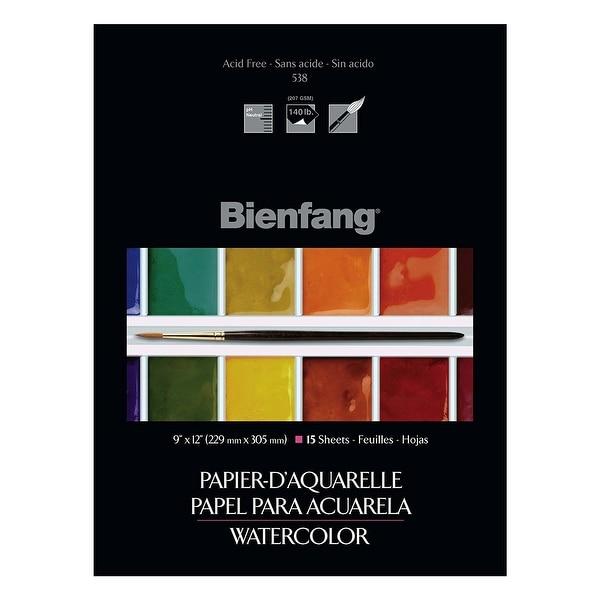 """Bienfang - Canvasette Pad - 12"""" x 16"""""""