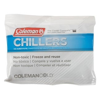 Coleman C4M-3000003561 Chillers Ice Substitute Pouch - Small