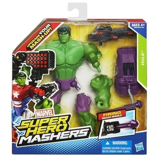 "Marvel Super Hero Mashers 6"" Action Figure: Hulk"