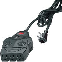 Fellowes 99090 Mighty 8-Outlet Surge Protector, 6Ft