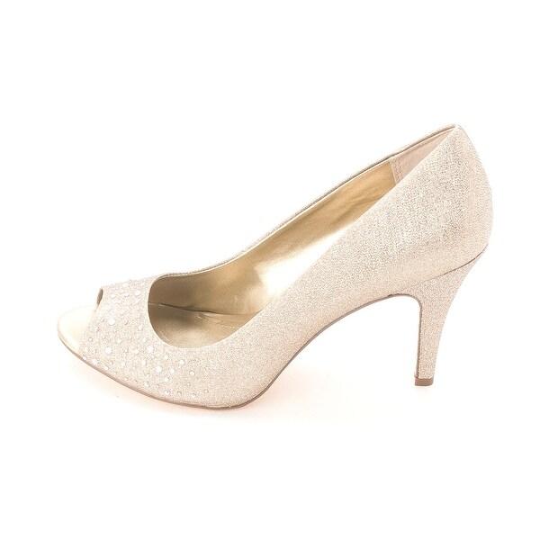 Style & Co Women's Monaee Peep Toe Heels