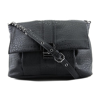 French Connection Izzy Women Synthetic Messenger - Black