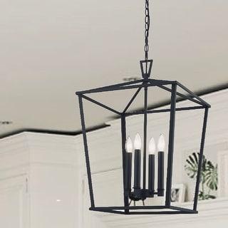 Link to The Gray Barn Katrina Hill Rustic Black Kitchen Island Lantern Similar Items in Pendant Lights