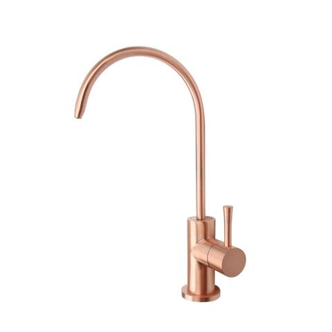 One-Handle Copper Drinking Water Faucet-5 Years Warranty - 4.8""
