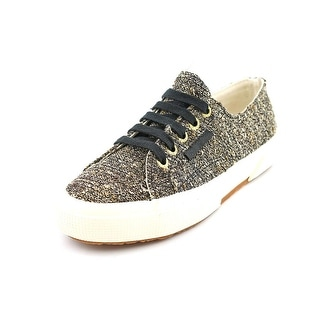 Superga 2750 TWDW Round Toe Canvas Sneakers