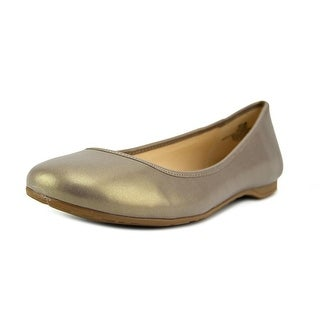 Nine West Fedra   Round Toe Synthetic  Flats
