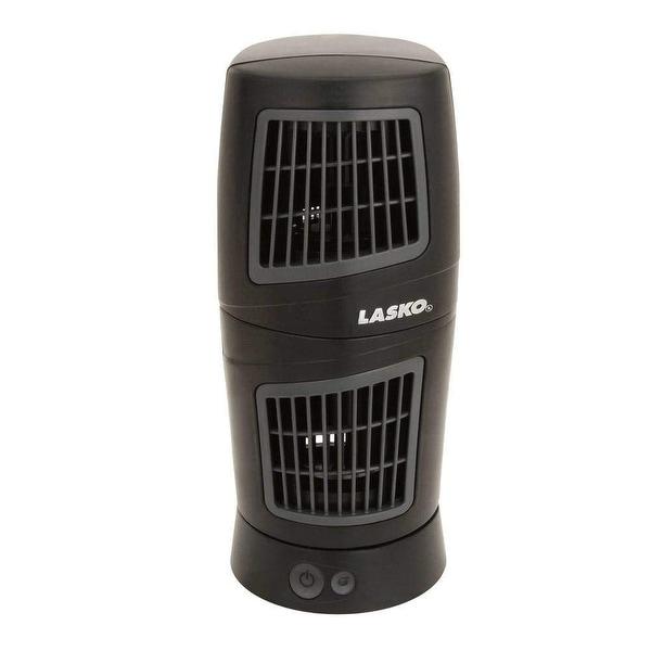 Lasko Products 4911 12 Inch Twist-Top Tower Fan