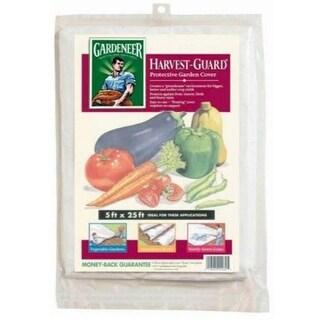 Gardeneer HG-25 Harvest Guard Garden Cover, 5' x 25'