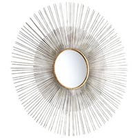 Cyan Design 5539 Large Pixley Rounded Mirror