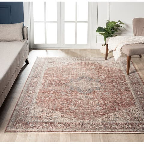 Emin Contemporary Transitional Area Rug
