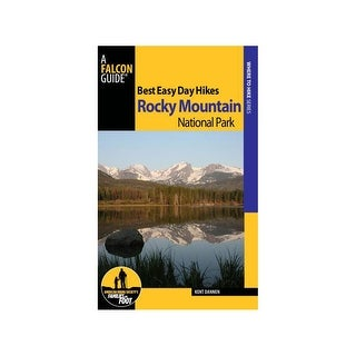 Falcon Best Easy Day Hikes: Rocky Mountain Nat Park by Kent Dannen - 9780762782482