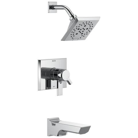 Delta Pivotal Monitor 17 Series H2Okinetic Tub and Shower Trim