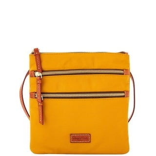 Dooney & Bourke Nylon Large North South Triple Zip (Introduced by Dooney & Bourke at $148 in Sep 2016)