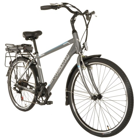 Vilano Pulse Men's Electric Commuter Bike - 26-Inch Wheels