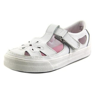 Keds Adelle Round Toe Leather Sneakers