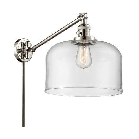 "Innovations Lighting 237 X-Large Bell X-Large Bell Single Light 13"""
