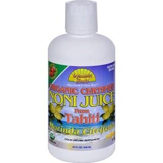 Dynamic Health - Noni Juice From Tahiti Raspberry ( 1 - 32 FZ)