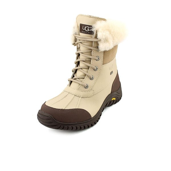 Ugg Australia Adirondack Boot II Women Round Toe Leather Winter Boot