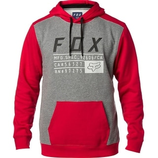 Fox Racing Men's District 3 Pullover Fleece