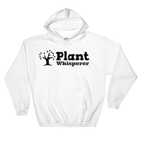 Plant Whisperer Pullover Pocket Hoodie