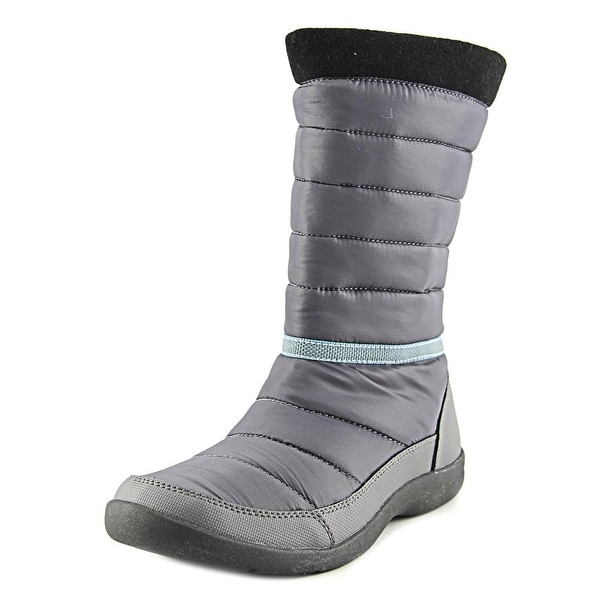 Easy Spirit Kingsland W Round Toe Canvas Winter Boot