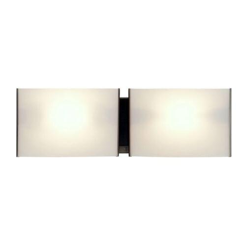 DVI Lighting DVP1757 Mega Vanguard Two-Light Bathroom Fixture ...