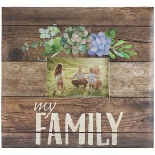 """MBI Expressions Post Bound Album W/Window 12""""x12""""-My Family - my family"""
