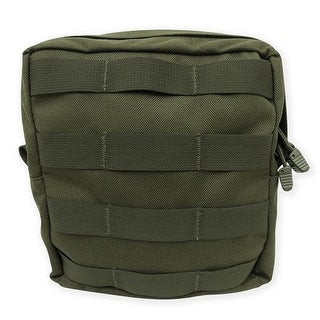 Tacprogear Large Olive Drab Green Utility Pouch - P-UTYLG1-OD