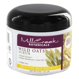 Mill Creek Wild Oats Scrub 5-ounce